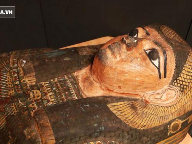 Bí ẩn về vụ án xác ướp Ai Cập cổ đại mất 2.600 năm mới tìm ra đáp án