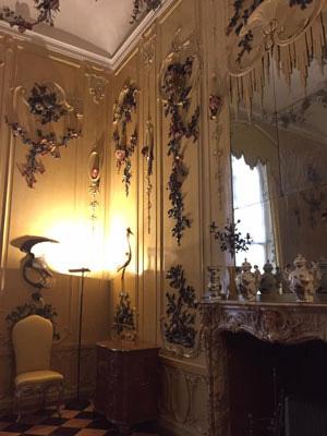 Lâu đài Sanssouci - cõi vô tư - 1