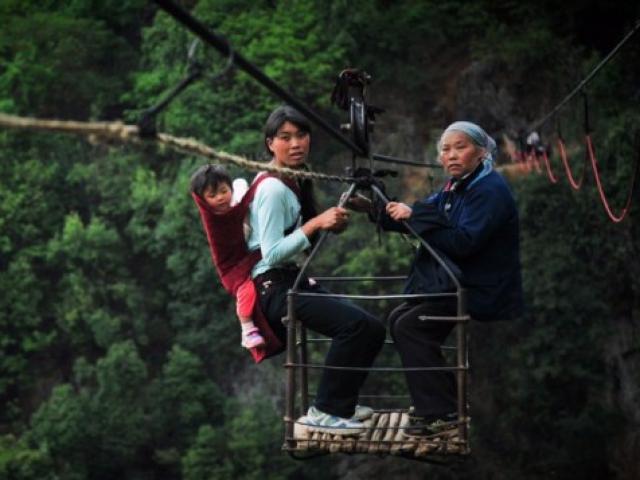 Những ngôi làng bí ẩn nhất Trung Quốc