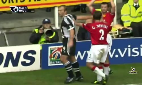 Shearer chọc giận Roy Keane